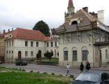 Pałac Albertich, 1800-1803 1 maja 9 (obecnie Muzeum w Wałbrzychu) 02