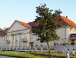 Pałac biskupi I pol. XIV, 1720-1738, 1935 Włoclawek, ul. Gdańska
