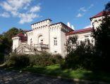 Grębów - pałac 4