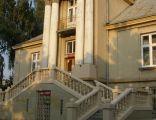 Pałac Dunikowskiego ob.USC w Krośnie A-175 z 09.11.1989