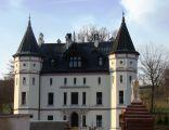 Pałac, 2 poł. XVIII Sokołowiec Górny, pow. złotoryjski