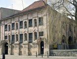 Klasztor Opatek - ul. Klasztorna