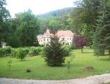 Pałac oppersdorfów z parkiem w O Kl