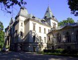2007 08050111 Cr- Pałac zbudowany ok. 1890r. dla Paula von Pflug