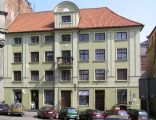 Torun Mostowa 14 (palac Fengerow) fasada