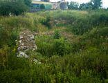 Ruiny zamku w Szczuczynie