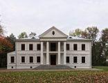 Rudnik nad Sanem - pałac Tarnowskich (01)