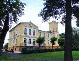 Pałac w Dębowej Łęce