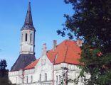 Pałac szlachecki- Debrzno Wieś 01