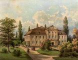 Schloss Kostau Sammlung Duncker