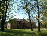 Wodzicki Palace in Koscielniki, 2 Dybowskiego street,Nowa Huta, Krakow,Poland