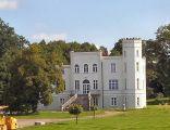 Pałac w Leśnie Górnym