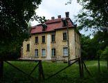 Pałac w Ligocie Strupińskiej. Foto Barbara Maliszewska