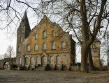 Lisowo, ruiny pałacu (nr rejestr 658083)