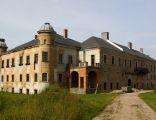 Luboradz (województwo dolnośląskie) Pałac, k. XVI, XX