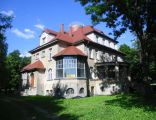 Pałac w Ostrowie Szlacheckim od strony południowo-zachodniej