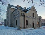 Pałac w Srebrzyszczu.