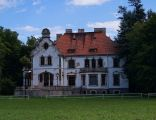 Pałac w Targoszynie