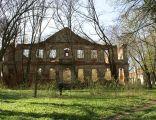 9961viki Ruiny pałacu w Zaborowie. Foto Barbara Maliszewska