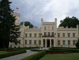Pałac w Mierzęcinie, front 01