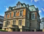 Częstochowa - pałacyk Hantkego