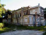 Pałacyk Lobecka w Brzegu ob nieużytkowany. sienio