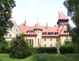 Pałac w Rogach