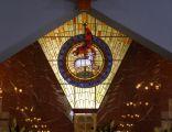 Kościół Matki Bożej Bolesnej w Milanówku, witraż