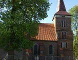 Kościół w Szynwałdzie 2014