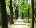 Park przy Pieknej