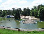 Kraków - park jordana,,