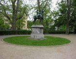 Pomnik Amora na Pegazie