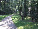 POL Warsaw Młociny park