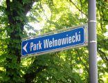 Park Wełnowiecki w Katowicach