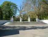 Park Wilsona Poznań wejście RB1