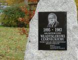 Wladyslaw Czarnecki monument in Poznan