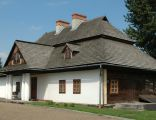 Poland, Przeworsk - Country manor at open air museum