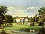 Schloss Panthenau Sammlung Duncker