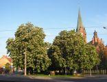 Plac Kościeleckich w Bydgoszczy