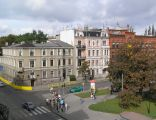 Plac Świętej Katarzyny w Toruniu