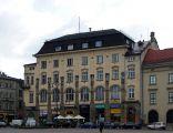 Agricultural Society building, 1909 by arch. Sławomir Odrzywolski, 8 Szczepanski square, Old Town, Krakow, Poland