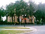 Siedlce, pl. Tysiąclecia, kościół garnizonowy