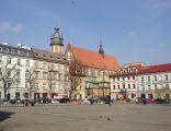 Krakow - Plac Wolnica