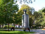 Plac Wolności w Katowicach