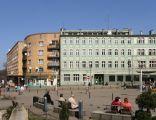 Plac Wolności w Zabrzu