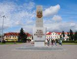 Plac Wolności we Włocławku