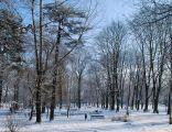 Florian Nowacki Planty Park, Emil Serkowski square, Podgórze, Krakow, Poland