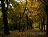 Planty Park, Old Town, Krakow, Poland