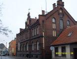 Budynek poczty w Górze