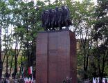 Kielce, Pomnik Czwórki Legionowej